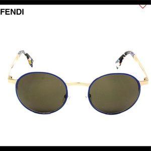 Fendi  FF0090/S D43x1 colourful sunglasses